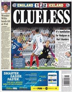 Daily Express. (Bild: Printscreen)