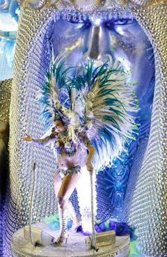 Brazil Carnival (Bild: Keystone)