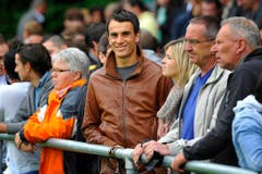 Nächste Saison muss er gegen den SC Brühl spielen: Daniel Lopar, Torhüter des FC St.Gallen. (Bild: Urs Bucher (Urs Bucher))