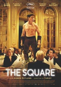 """Bester fremdsprachiger Film: (Sollte gewinnen) """"The Square"""" - Die Satire auf die Kunstwelt ist ein weiterer Hammerfilm von Ruben Östlund. Es wäre ein starkes Zeichen für den europäischen Film. (Bild: Getty)"""