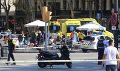 Spain Barcelona (Bild: Keystone)
