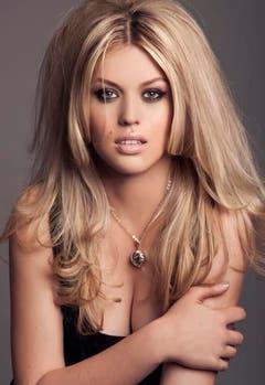 Der Fotograf der Bilder verglich Bianca Ammann bereits mit Brigitte Bardot. (Bild: Pino Gomes/Rhomberg)