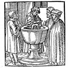 Das Eheverbot lastete auf so manchem Pfarrersgemüt. Viele Dorfgeistliche lebten heimlich im Konkubinat mit den Haushälterinnen. Um 1520 wurden im Bistum Konstanz, wozu St. Gallen zählte, 1500 «Pfaffenkinder» geschätzt, wofür der sündige Priester jeweils fünf Gulden jährlich an die Obrigkeit entrichten musste.