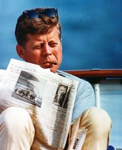 Aufnahme vom 31 August 1962. (Bild: Keystone)