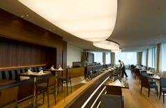 Im Kurhaus hat es drei Restaurants. (Bild: Michel Canonica)