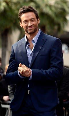 """Hugh Jackman (""""Les Misérables"""") (Bild: Keystone)"""
