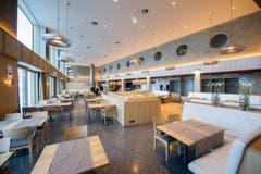 Eröffnung Säntis – das Hotel auf der Schwägalp (Bild: Urs Bucher)