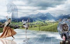 Die Expo 2027 soll sowohl den Blick zurück als auch jenen in die Zukunft ermöglichen. (Bild: pd)