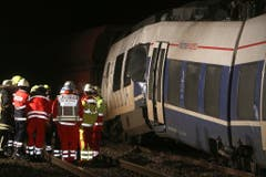 GERMANY TRAIN CRASH (Bild: Keystone)