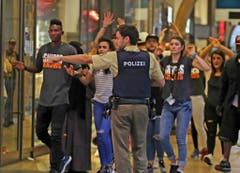 GERMANY MUNICH SHOOTING (Bild: Keystone)