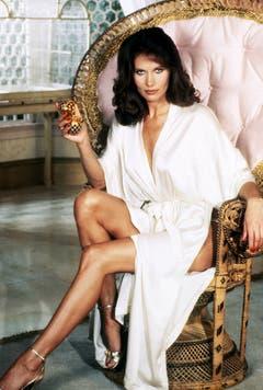 Vom Model zur Schauspielerin dank «Octopussy» (1983): Maud Adams. (Bild: pd)