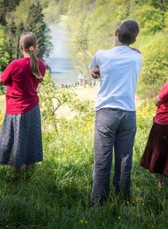 Fruehling im Murg-Auen-Park (Bild: Andrea Stalder)