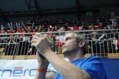 Viel Unterstützung von den Rängen für Volley Amriswil. (Bild: Rita Kohn)