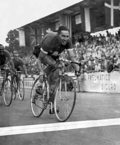 1951 Strassenweltmeister (Bild: Keystone)