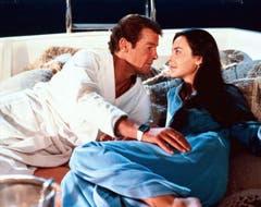 Carole Bouquet sprach schon für «Moonraker» vor, kam aber erst bei «For Your Eyes Only» (1981) als Melina Havelock zum Zug. (Bild: pd)