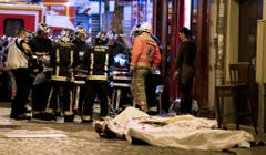 APTOPIX FRANCE PARIS SHOOTINGS (Bild: Keystone)