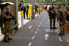 France Belgium Attacks (Bild: Keystone)