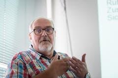 Urs Weber, Leiter der Asylabteilung. (Bild: Michel Canonica)
