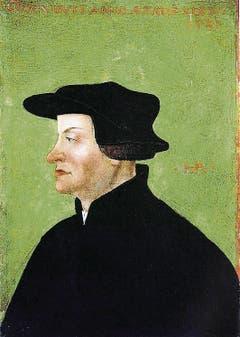 Der Wildhauser Huldrych Zwingli war der erste Reformator Zürichs. Seine Predigten hatten grossen Einfluss auf die politischen Debatten der eidgenössischen Tagsatzung. Seine Abneigung gegen Kriege und die Beutegier der Söldner erwuchs in ihm als Feldprediger bei der Schlacht von Marignano 1515.