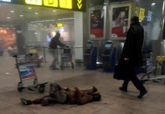 Bei einem Terroranschlag in Brüssel sind unzählige Menschen getötet worden. (Bild: Keystone)
