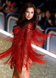 Die Russin Irina Shayk. (Bild: Keystone)