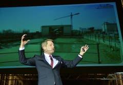 Benno Gmür, Delegierter des Verwaltungsrates der Bodensee-Schifffahrt, managte den Werftumbau. (Bild: Reto Martin)
