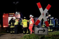 Train accident Meerbusch (Bild: Keystone)