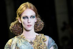 PARIS FASHION GUO PEI (Bild: Keystone)
