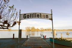 Malerisch gelegen: Gottlieben am Bodensee. Hier verbrachte Udo Jürgens in den vergangenen Jahren viel Zeit. (Bild: Keystone)