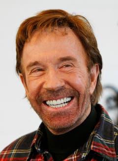 """""""Als Gott sprach: 'Es werde Licht', antwortete Chuck Norris: 'Sag bitte.'"""" (Bild: Keystone)"""