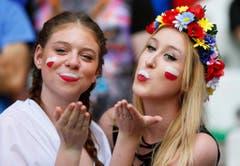 Round of 16 Switzerland vs Poland (Bild: Keystone)