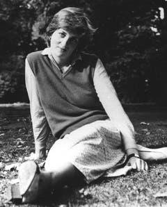 Die 19-jährige Lady Diana Spencer im Kindergarten St. Georges Square, Pimlico, wo sie als Kindrgartenlehrerin arbeitete. (Bild: AP Photo (London, 1980))