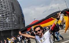FUSSBALL, ACHTELFINAL, ACHTELFINALE, DEU SVK, DEUTSCHLAND SLOWAKEI, UEFA EURO 2016, EURO 2016, EURO2016, FUSSBALLEUROPAMEISTERSCHAFT, FUSSBALL EM, (Bild: Keystone)