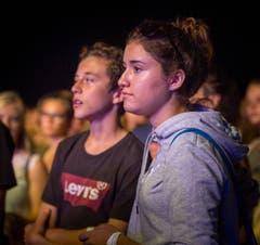 Von Donnerstag 3. August bis Samstag 5. August fand im Hafen von Romanshorn das Sommernachtsfest 2017 statt. (Bild: Andrea Stalder)
