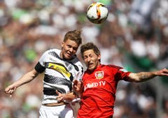 Nico Elvedi (Borussia Mönchengladbach) (Bild: Keystone)