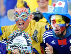 Group C - Japan vs Colombia (Bild: Keystone)