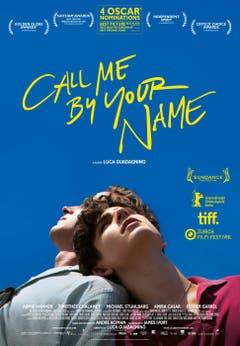 """Bester Film: (Sollte gewinnen) """"Call Me By Your Name"""" - Das schwule Liebesdrama wirkt am längsten nach, in Form einer Stimmung. Es hinterlässt eine innere Leichtigkeit, aber auch eine Wehmut; ist wie das Leben, das es zelebriert. (Bild: Getty)"""