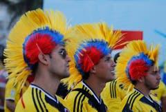 Brazil Soccer WCup Colombia (Bild: Keystone)