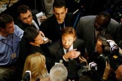 """Chuck Norris war Kamikaze-Pilot. Zwölf mal."" (Bild: Keystone)"