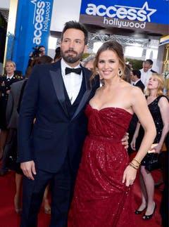 Jennifer Garner und Ben Affleck haben die Scheidung auf Eis gelegt. (Bild: Keystone)