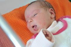 Jana, 14.12.10, 3590 g (Klinik Stephanshorn) (Bild: Ralph Ribi)