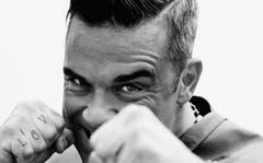 Schaf im Wolfspelz: Robbie Williams in einer Aufnahme aus dem Jahr 2012. (Bild: Universal)