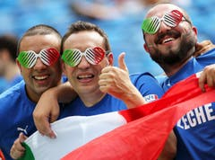 Group D - Italy vs Uruguay (Bild: Keystone)