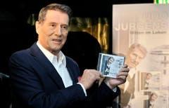 """Ungebrochene Schaffenskraft bis ins hohe Alter: Ende Februar 2014 präsentierte Udo Jürgens in Wien sein neues Album """"Mitten im Leben"""". Es sollte sein letztes sein. (Bild: Keystone)"""