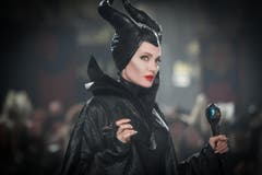 "Angelina Jolie im Film ""Maleficent"". (Bild: Keystone)"