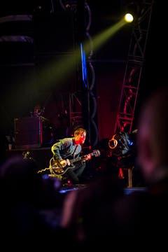 Black Keys auf der Sitterbühne. (Bild: Benjamin Manser)