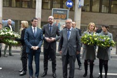 Brussels terror attacks aftermath (Bild: Keystone)