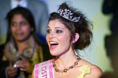 Patricia Rimle aus Muolen darf für ein Jahr das Krönchen tragen. (Bild: Urs Jaudas)