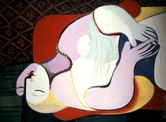 155 Mio (2013): Pablo Picasso - «Der Traum» (Privatverkauf). (Bild: EPA PHOTO AFP/CHRISTIE'S/dre/amEPA PHOTO AFP/CHRISTIE'S/dre/am)