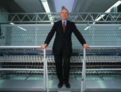 Forster war von 2001 bis 2006 auch Präsident des Wirtschaftsverbands economiesuisse. (Bild: Keystone)